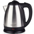 Чайник эл. диск 1,7л 2,0кВт нерж. Galaxy GL-0318 бел.