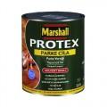 Лак паркетный Marshall Protex мат. 0,75л