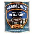 Краска молот. коричнев. 0,75л Hammerite
