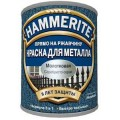 Краска молот. серебро 0,75л Hammerite