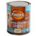 !Лак д/бань и саун Pinotex Lacker Sauna 1л. п/мат.